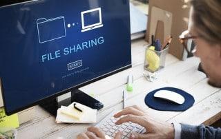 Urheberrechtsverletzung File Sharing
