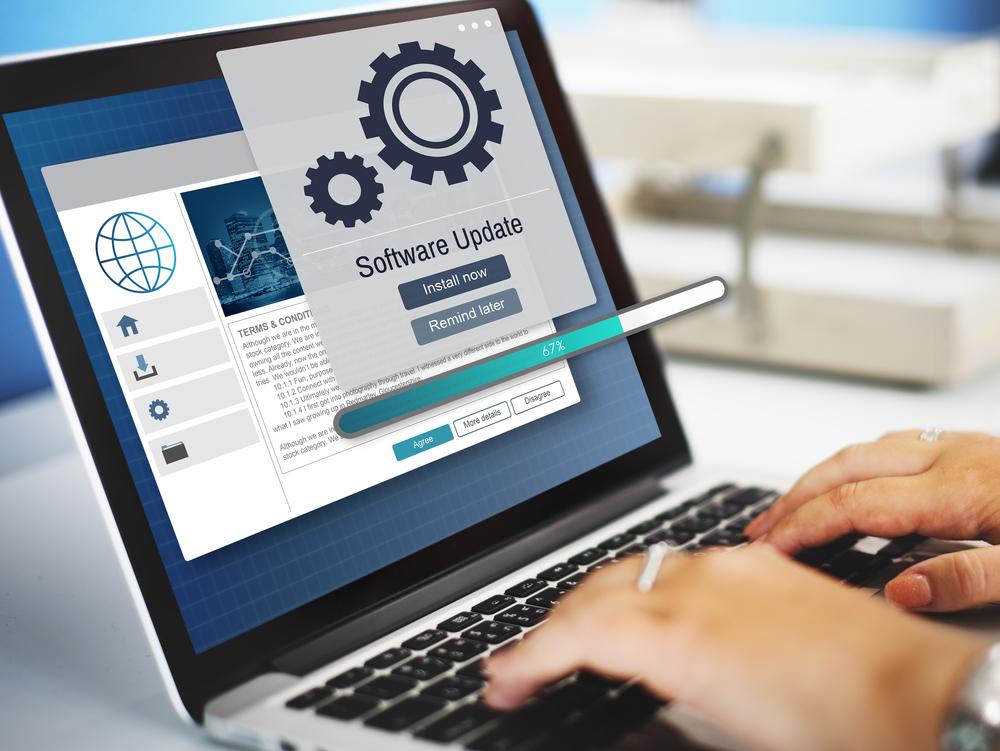 Installation von Software-Updates durch ein IT-Unternehmen ein Werkvertrag?