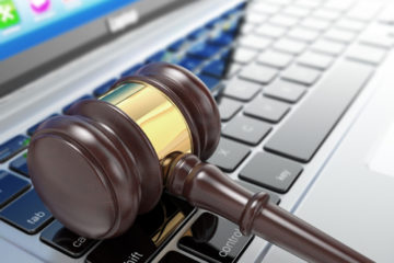 Urheberrechtsverletzung bei Internetauktion – nicht genehmigte Lichtbildverwendung