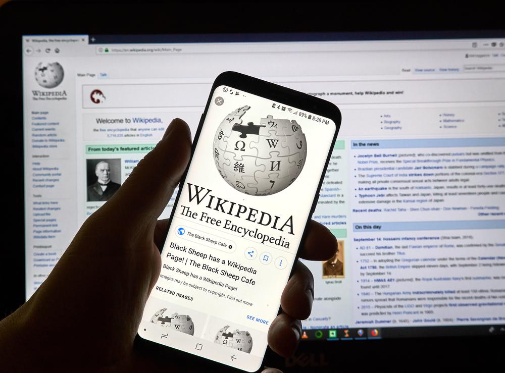 Wikipedia-Eintrag - Persönlichkeitsrechtsverletzung